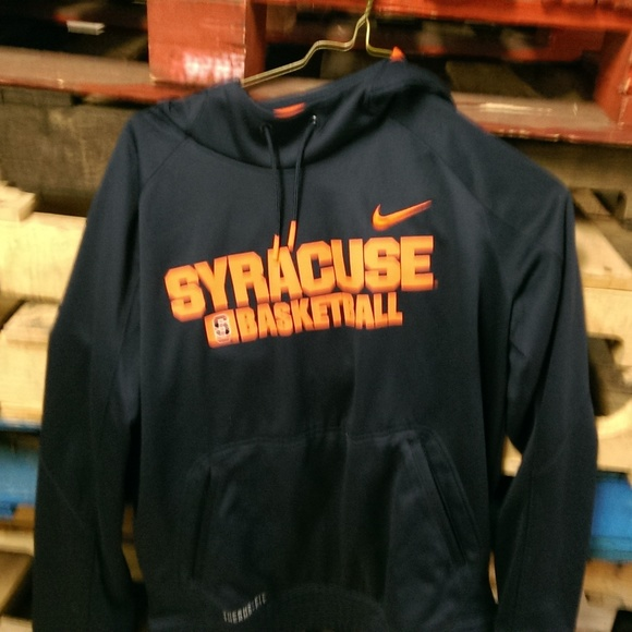 Nike Therma Fit Hoody M Syracuse Basketball